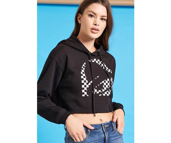 taco bell x F21 sweater