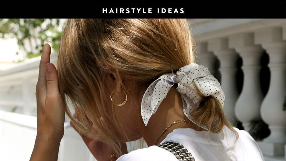 Having A Bad Hair Day Try One Of These Trendy Scarf Hairstyle Ideas