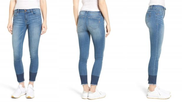 These $26 Jeans Are, Hands Down, <em>The Best</em> Deal At Nordstrom Right Now #YouveBeenWarned