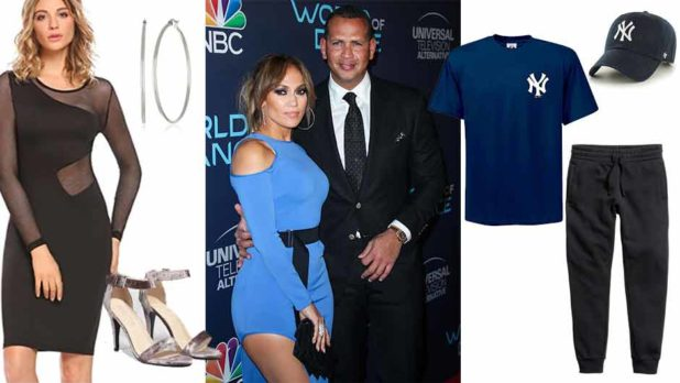 How To DIY A Jennifer Lopez & Alex Rodriguez Couple's Costume