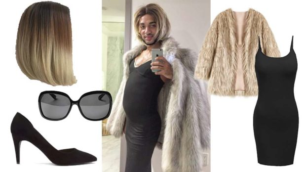 this joanne the scammer halloween costume will make you a flawless queen - Halloween Costumes That Make You Look Skinny