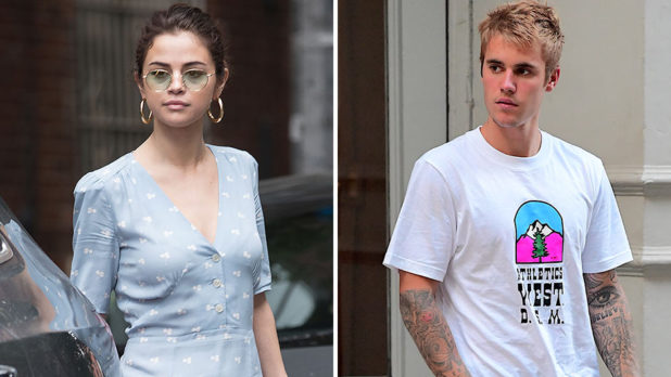 When did justin bieber and selena gomez start dating