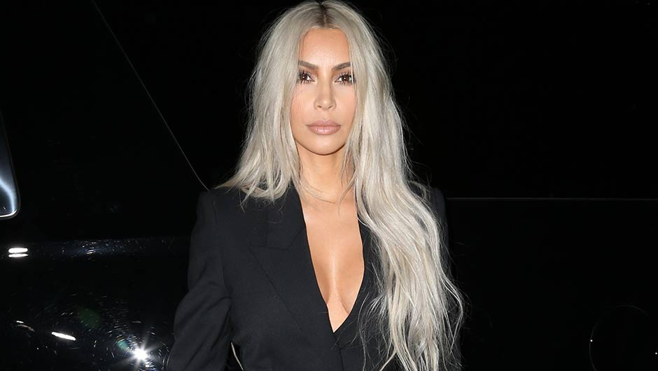 over the weekend kim kardashian celebrated halloween by paying hommage to a variety of music legends while her many getups were predictably extra