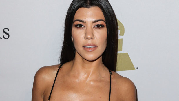 Is Kourtney Kardashian's Baby Bump Already Showing?! These Pics Make Us Think So!