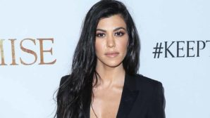 Hold Up -- Is Kourtney Kardashian Pregnant Now, Too?!