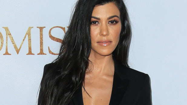 Did Kourtney Kardashian Just Confirm That She's Pregnant Too?! Find Out What She Told Reporters!