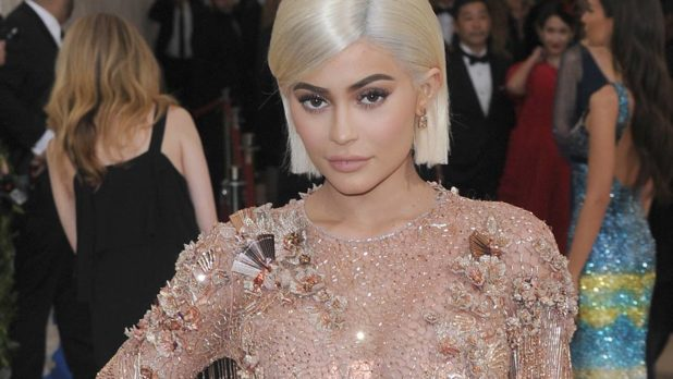 Kylie Jenner Just Showed Off Her Baby Bump On Snapchat & Everyone's Freaking Out!