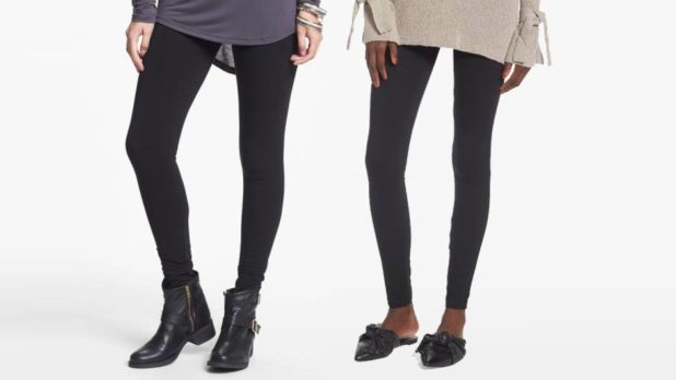 Nordstrom's Bestselling $19 Leggings Are Back In Stock--Grab A Few Pairs Before They Sell Out Again