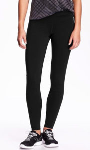 Old Navy compression tights