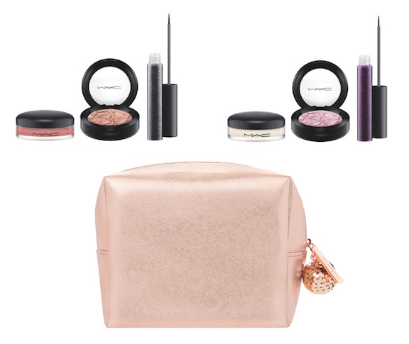 MAC Snowball Eye Bag