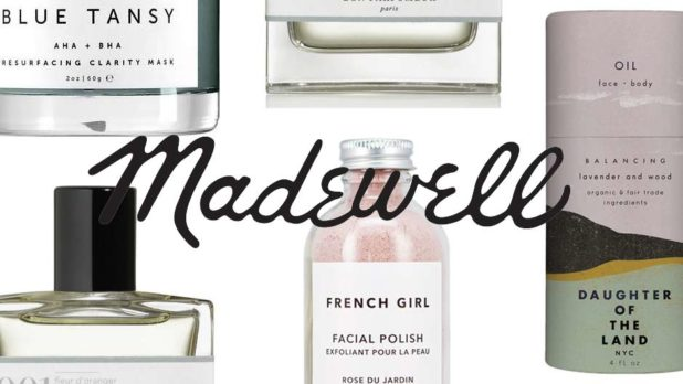Alert: Madewell Is Now Selling Beauty Products & They're Not As Expensive As You'd Think!