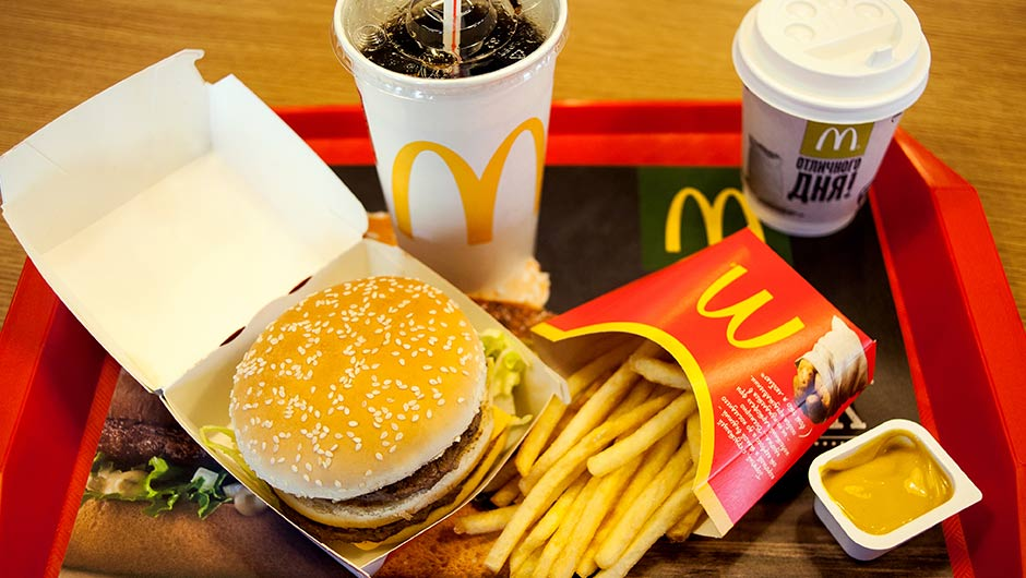 evaluation and control methods at mcdonalds Choose an evaluation design please remember not to confuse research design with data collection methods control group – a group of.