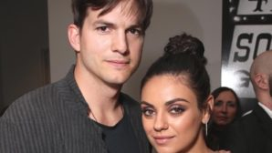 Ashton Kutcher Explains Why He'll Never, EVER Post Pictures Of His Kids