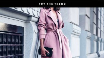 Millennial Pink Coats Are In! Shop The Prettiest Picks Of The Season Now