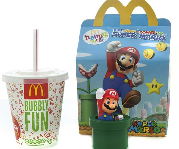 never order mcdonalds happy meal