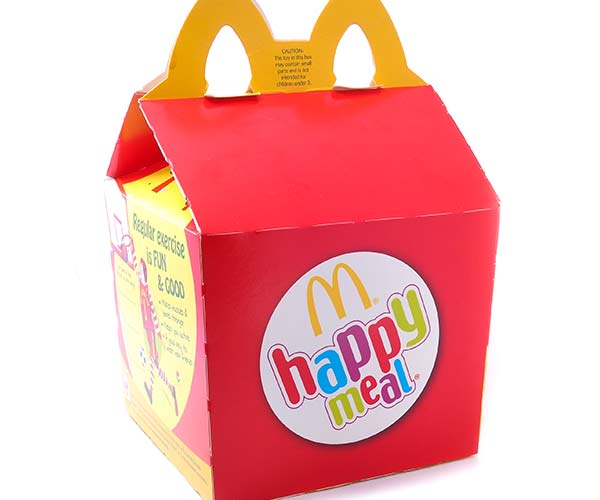 never order happy meal