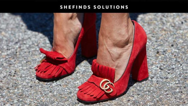 Every Woman Needs These No-Show Socks In Her Life #SHEfindsSolutions