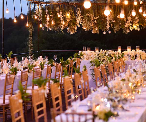 Wedding Ideas On A Budget: 5 Amazing Outdoor Wedding Ideas For Brides On A Budget