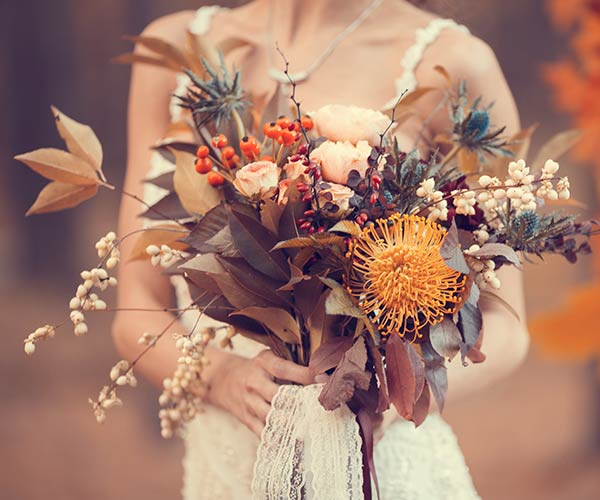 3. The Fall Bouquet