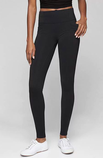 athleta metro high waisted Llgging