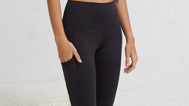 5 Great Brands That Make Leggings With Pockets
