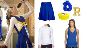 riverdale cheerleader costume