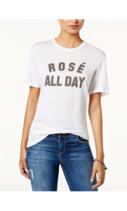 Rosé All Day Graphic T-Shirt