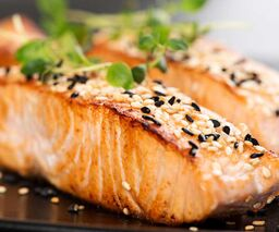 salmon anti inflammation weight loss