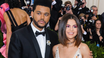 OMG! Selena Gomez & The Weeknd Might Be Engaged!