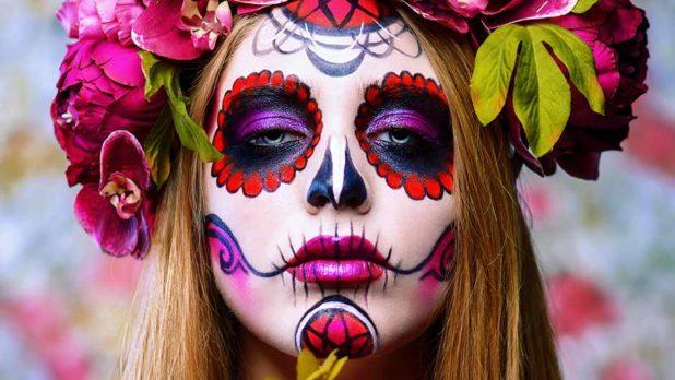 5 Simple Steps To Creating DIY Skeleton Halloween Makeup