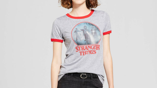 The Target x Stranger Things Collection Is Here & It Couldn't be More 80s If It Tried!