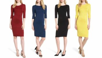 You <em>Need</em> This $38 Sweater Dress From Nordstrom In Your Closet For Fall