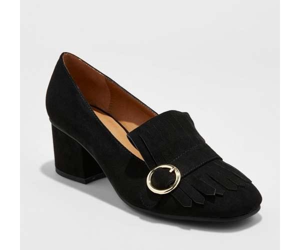 Target loafer heels