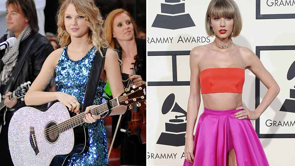 How To Diy An Evolution Of Taylor Swift Halloween Costume Shefinds
