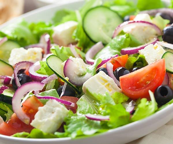 Never Order Salad At Chain Restaurants