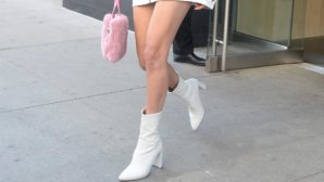 Hands Down, These Are The Best White Boots Under $100