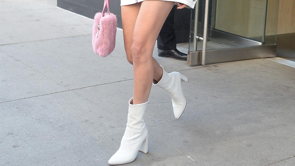 White Boots Under $100