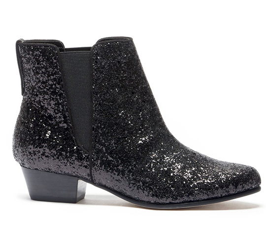 Sole Society Kent Elastic Gore Bootie