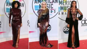 Here Are The Best Dressed Celebs At The 2017 American Music Awards