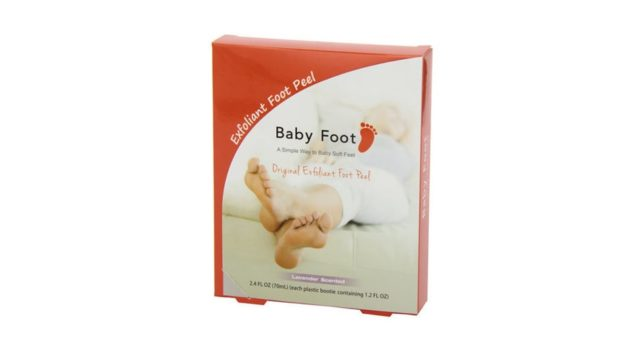 Here's Your Chance To <em>Finally</em> Try Baby Foot Exfoliant Foot Peel For Just $12.50!