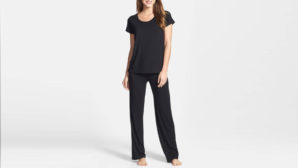 Nordstrom Shoppers Love These Soft, Comfy DKNY Pants--Get A Pair While They're On Sale For Cheap