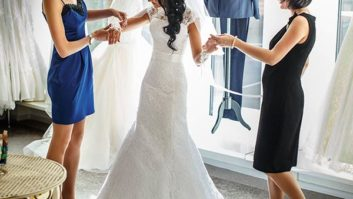 5 Hacks For Last-Minute Wedding Dress Emergencies Every Bride Should Know