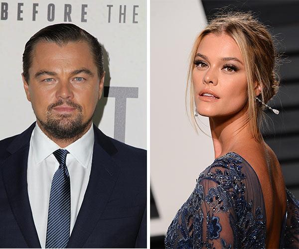 Leonardo DiCaprio & Nina Agdal