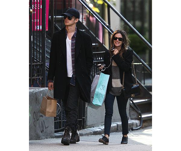 Hayden Christensen & Rachel Bilson