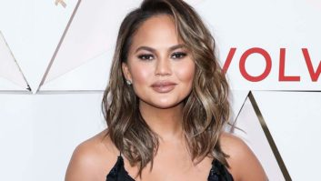 What Is Chrissy Teigen Wearing?! She's Practically Naked!