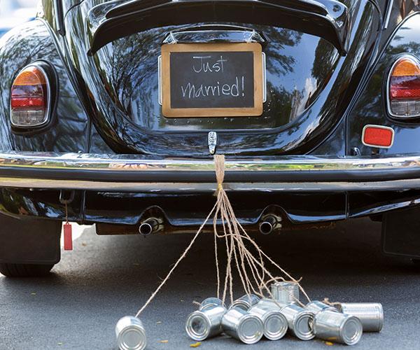 The Classic Getaway Car
