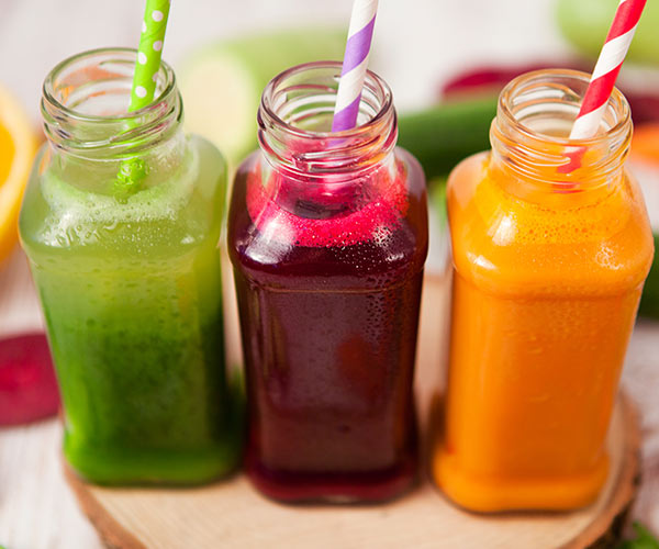 anti-inflammatory detox drinks