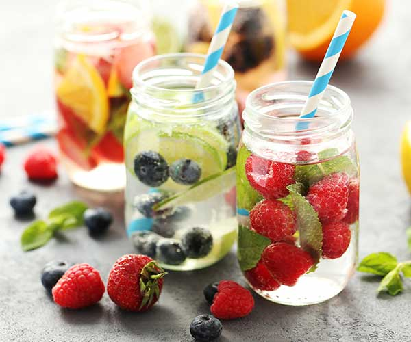 anti-inflammatory detox drinks blast belly fat