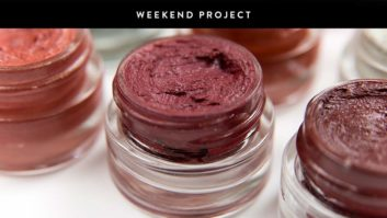 Weekend Project: Make Your Own Cheek And Lip Stain (It's Super Easy!)