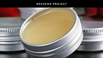 Weekend Project: Make Your Own Solid Perfume